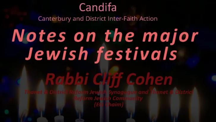 Rabbi Cohen talk